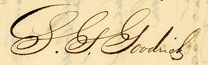 signature on a promissory note